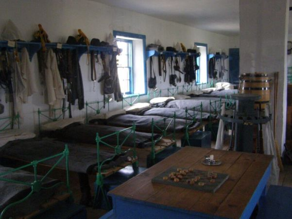 Fort_Laramie_NHS_Calvary_Barracks