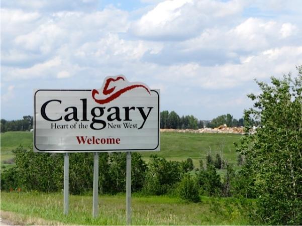 calgary sign