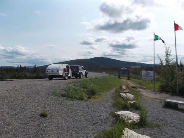 …da Florida ao Alaska, guiando um Jeep com uma Caravana!.(15)