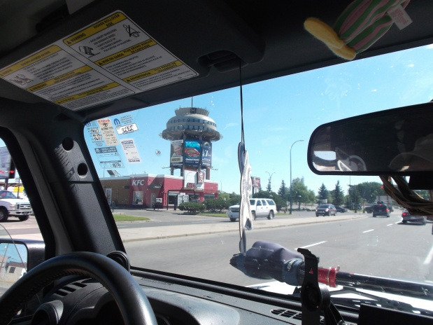 …da Florida ao Alaska, guiando um Jeep com uma Caravana!.(19)