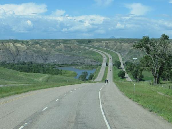 I-25 Montana
