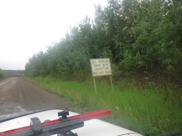 …da Florida ao Alaska, guiando um Jeep com uma caravana!.(11)