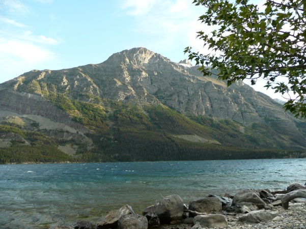 03.09.2010 Lake St. Mary, Glacier National Park