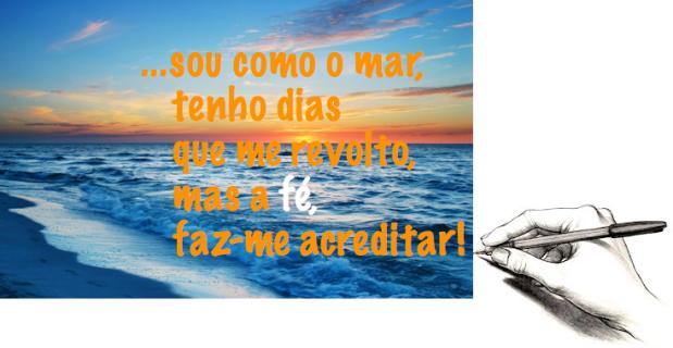 …a fé por vezes,ajuda!.