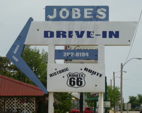 jobe's drive-in 1