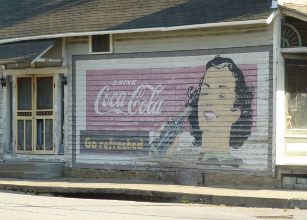 old store coca cola sign carthage