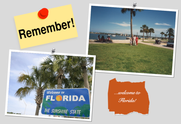 …from New Jersey toFlorida!