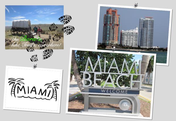 …it's Miami!