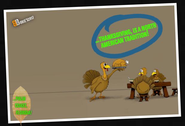 …Thanksgiving!