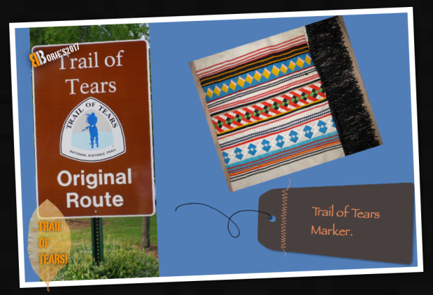 …Trail of Tears!
