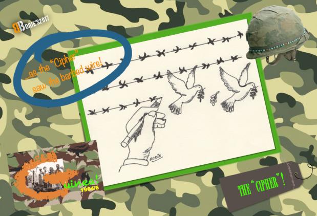 …remembering the scenario ofwar!