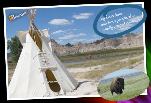 …Badlands National Park!