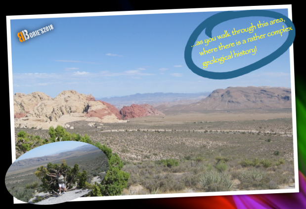 …the Red Rock Canyon National Conservation Area!