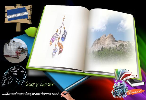 …Crazy Horse!