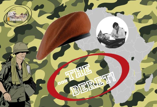 …the beret!