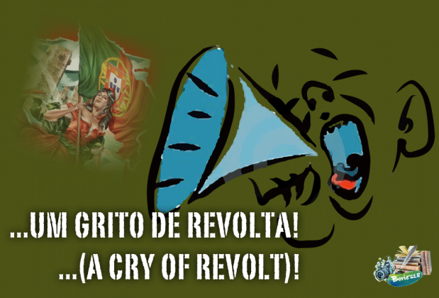 …a cry of revolt!.