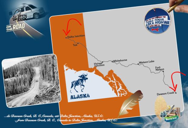 …historic Alaska Highway!