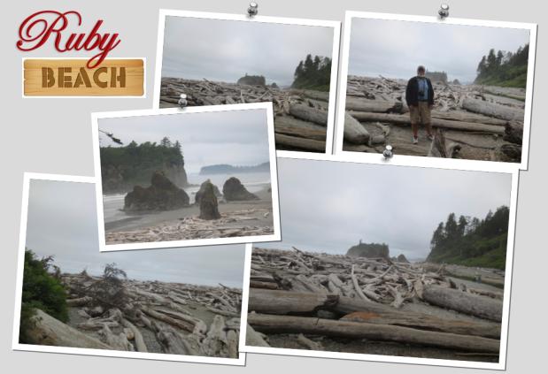 …Ruby Beach!.